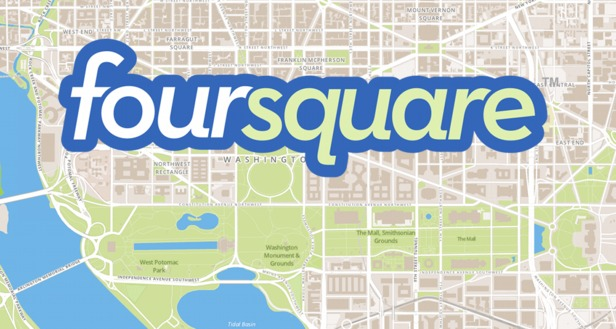 Foursquare goes OpenStreetMap