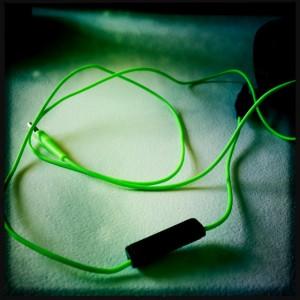Q460 Quincy Jones Fernsteuerung grün