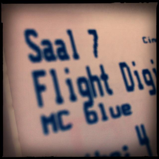 Gesehen: Flight