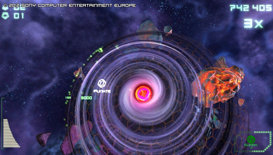 Gespielt: Super Stardust Delta [PS Vita] [Review]