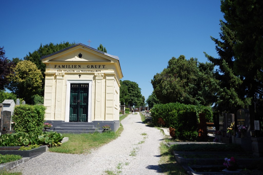 Friedhof Stammersdorf