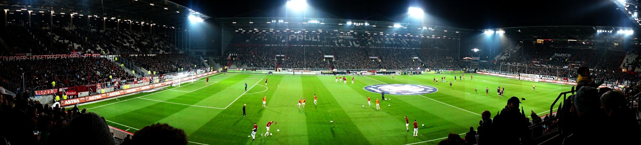 FC St. Pauli vs 1. FC Nürnberg oder:  par pari referre