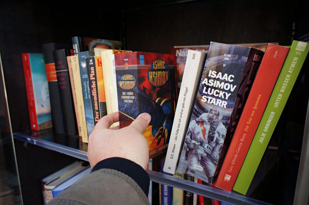 Bücherschrank in Purkersdorf